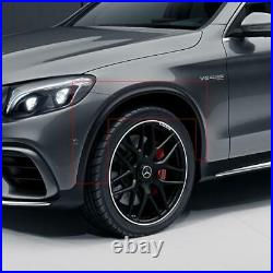 GLC 63 AMG fender flares upgrade kit X253/C253 genuine Mercedes-Benz GLC63