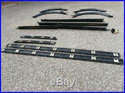 Golf mk3 3 III gti oem body kit side skirts fender flares moldings spoilers set