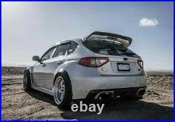 JDM Fender Flares 2 50mm for Subaru Impreza GH GE GR widebody kit wheel arch