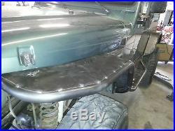 Jeep Wrangler TJ 6'' Flare Tube Fenders D. I. Y. Kit