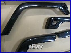Jeep Wrangler TJ OEM Sahara Fender Flare CONVERSION Molding SET LH RH 97-06