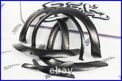 Karlton Style Fender Flares Set, Wide body kit, Fits Subaru Impreza (Bugeye)
