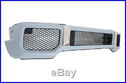 Kit für Mercedes G W463 1989-2013 Fender Flares Scheinwerfer Abdeckungen LED DRL