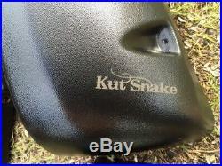 Kutsnake fender flares 80 series LC. Regular Flares