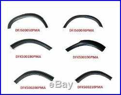 LAND ROVER DISCOVERY 2 II 99-04 FRONT REAR WHEELARCH FENDER FLARE SET x6 NEW