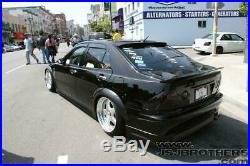 Lexus IS200 Body Kit IS300 Wald Style Fender Flares Toyota Altezza wheel arches