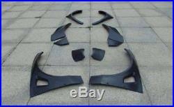 MERCEDES CLA W117 AMG BODY KIT FENDER FLARES Best quality Best Look