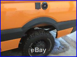 MERCEDES SPRINTER 906 VW CRAFTER 4x4 4x2 FLARE FENDER KIT NCV3