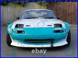 Mazda MX5 NA MK1 Custom Bunny Style Over Fenders Kit Miata Flares Wheel Arches