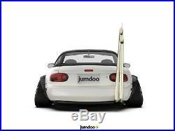Mazda MX-5 Miata Fender flares JDM wide body kit 4.7 120mm 4pcs
