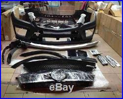 Mercedes Benz GL x166 BODY KIT GL63 2012 2015 bumper fender flares