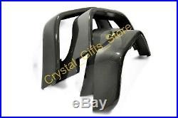 Mercedes-Benz W463 G Wagon Class Carbon Fiber Fender Flares 20 cm Wide Kit Set