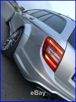 Mercedes C63 AMG Verbreiterung Wide bodykit Arches Fender Flares W204