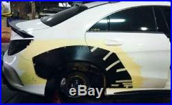 Mercedes CLA AMG W117 Wide Body Kit Fender Flares NEW