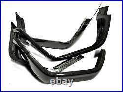 Mercedes W463 G63 G55 G500 G-Wagon Carbon Fiber Fender Flares 16cm Wide Kit Set