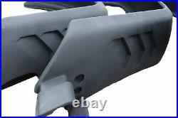 Mercedes W463 G Wagon 500 55 63 FRP 4x4 wide fender flares kit Special Design