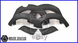 Mitsubishi L200 2015-2019 Wheel Arch Kit Extended Fender Flares