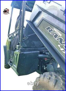 MudBusters Extra Coverage Fender Flare Combo Kit for Polaris Ranger 570 Blemish