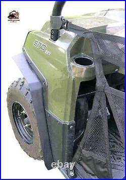 MudBusters Fender Flare Combo Kit for Polaris Ranger 570 Blemished
