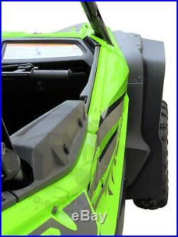 MudBusters Honda Talon 1000-R Fender Extension Flares Mud Flaps Large Full Kit