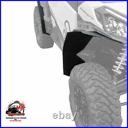MudBusters Mud-Lite Fender Flare Combo Kit for Can-Am Maverick Sport Blemished