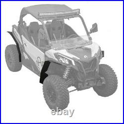 MudBusters Mud-Lite Fender Flare Combo Kit for Can-Am Maverick Trail (2018+)