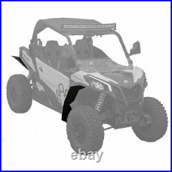 MudBusters Race-Lite Fender Flare Combo Kit for Can-Am Maverick Trail (2018+)