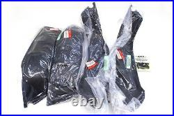 Mud Guards 04-06 TRX350 04-07 TRX400 Rancher Honda Fender Flares Flaps Kit #X159