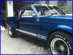 Mustang Fender Flares Kit(4) Pcs