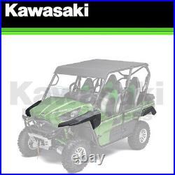 New 2012 2015 Genuine Kawasaki Teryx4 Le Camo Eps Fender Flare Kit Tx750-071
