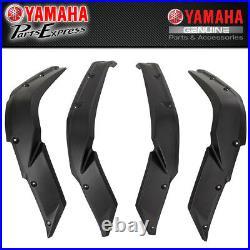 New 2016 2021 Yamaha Grizzly 700 Eps Se Atv Oem Overfender Fender Flares Kit