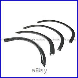 New 4Pcs Front & Rear Fender Flares Super-AC Style Kits For Nissan R34 GTR FRP