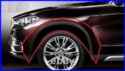 New Genuine BMW F15 Wheel Arches Trim Extension Spoiler Flares Fender Cover OEM