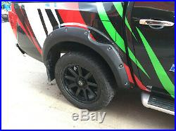 Nissan Navara NP300 EGR Wheel Arch Kit Fender Flares Fits with ADBLUE