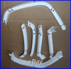 OEM Special Edition Hummer H2 Paintable 2 Heavy Duty Fender Flare Kit 6 Pc Set