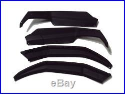 OE Can Am Maverick 1000 Fender Extender Extension Kit Mud Guard Flare 715002414