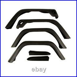Omix-Ada 11608.01 Fender Flare Kit Fits 97-06 Wrangler (LJ) Wrangler (TJ)