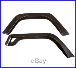 Omix Fender Flare Kit, 6 Piece, Factory Style for 97-06 Jeep Wrangler TJ