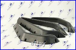 POLARIS RZR 800, RZR S Fender Flares Mud Flaps Black Plastic Kit of 4 2008-2014