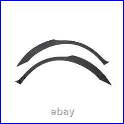 PU Rear Side Wheel Arch Fender Flares Trim Kit for Subaru Impreza WRX STI 02-09