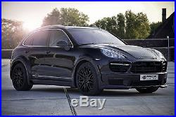 Porsche Cayenne Full Wide Body Kit 958 Front/rear Bumper, Fender Flares Turbo S