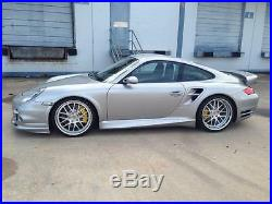 Porsche Gt2 Rs Fender Flare Kit For 997 Turbo N Carrera Coupe N Cab Oem Bumper
