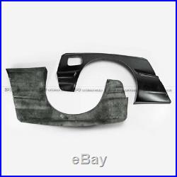 RB Style Wide Body Front & Rear Fender Flares Kits 4Pcs For BMW E30 (Coupe only)