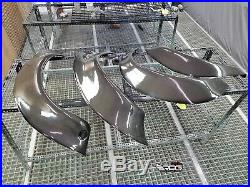 RPG GT3 RSR Carbon Front Rear Wide Fender Flare Kit for Porsche 911 964 993