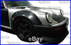 RPG GT3 RSR Style Front Rear Wide Fender Flare Kit for Porsche 911 964 993