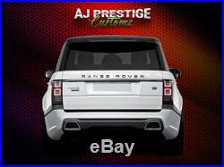 Range Rover L405 Caractere Fender Flares Body kit