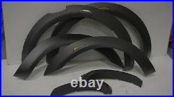 Rd1052 Raptor Style Fender Flare Wheel Arch Abs Kit For Ford Ranger T7 T8