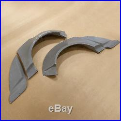 Rear fender flares LION'S KIT VER. 2 for Mazda RX8 RX-8 S1, S2, S3 08-12