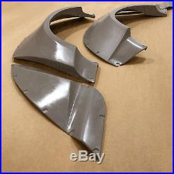 Rear fender flares LION'S KIT VER. 2 for Mazda RX8 RX-8 S1, S2, S3 08-12