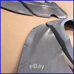 Rear fender flares set LION'S KIT V. 3 for VW Passat CC 09-16 S1, S2